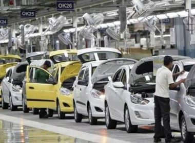 February, Auto mobile market, 19.08 percent, Decreased, Vehicle sales,