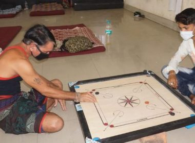Carrom, Ludo and Chase will feed all they want, for the patients in this quarantine center