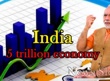 India is going to be a country with 5 trillion economy