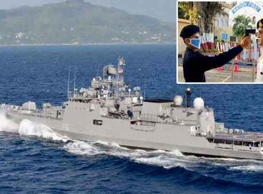 21 personnel of Indian Navy, corona positive