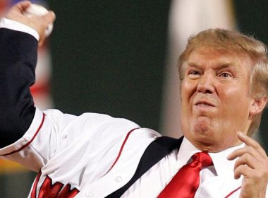 Trump said, I won't be able to watch 14 year old baseball match, tired