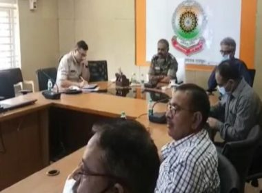 DGP goes live from SP of Maoist affected districts, says, finish urban network