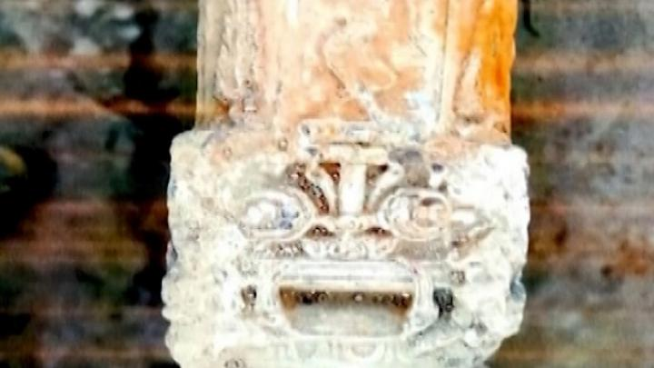 Sculptures found during excavation at Ram Janmabhoomi, Trust said .. Here's the answer