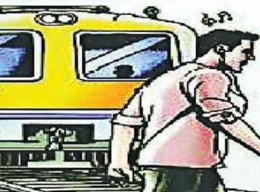 The driver of Dial 112 committed suicide by jumping in front of the train, the reason is not…