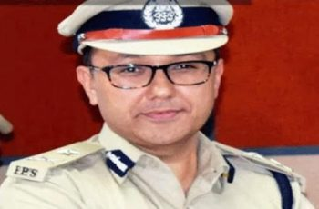 IG Anand Chhabra became the Integrated Chief, Himanshu Gupta, held the post.