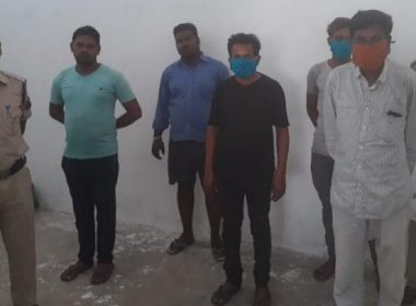Awesome Intelligence: Kotwar made people drink liquor in quarantine center, swung a lot