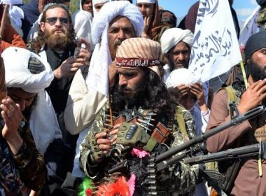 Talibana said, India should not interfere on Pakistan Kashmir issue, do not discredit